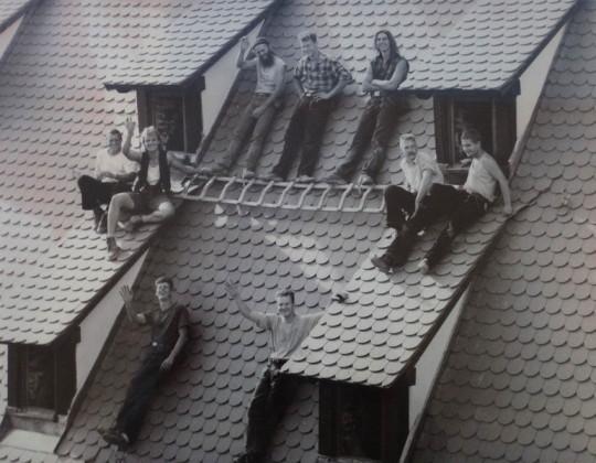 Dachdecker flachdach  Weinreich Bedachungen Dachdecker Ulm Flachdach Neu-Ulm Velux Fenster
